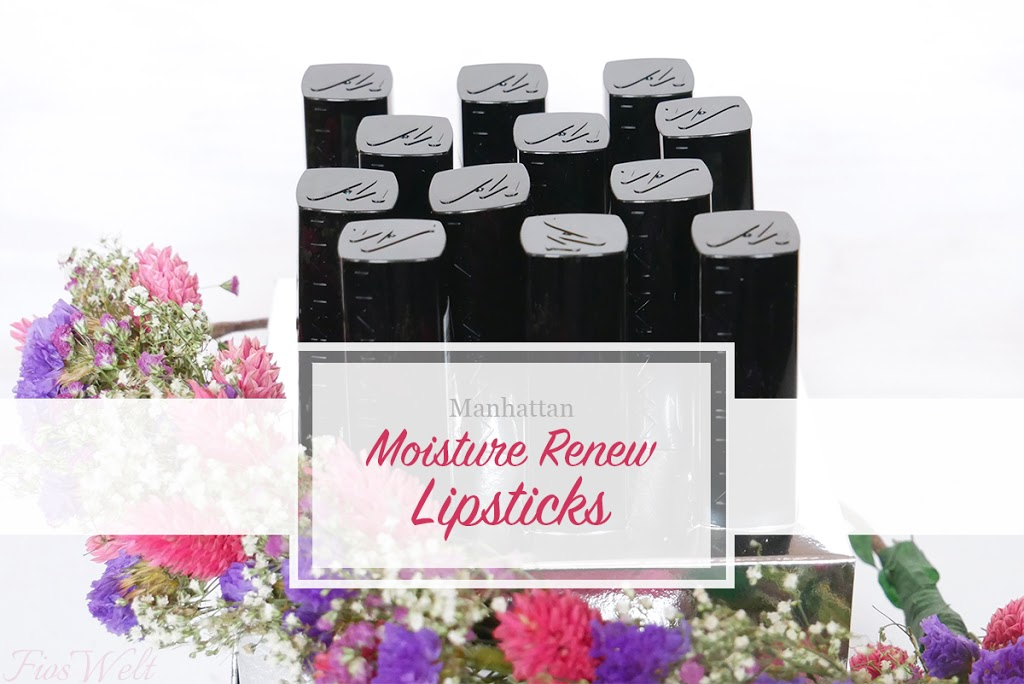 Moisture Renew Lipsticks