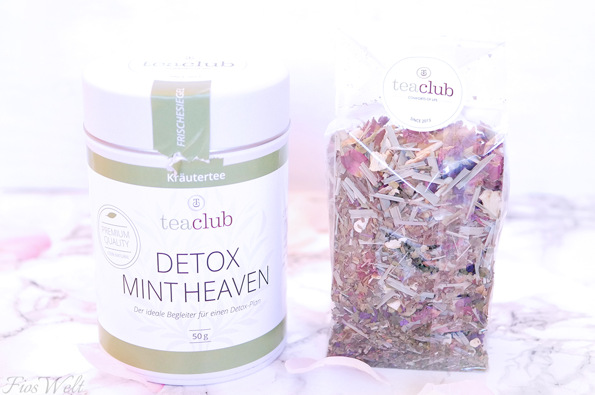 teaclub Detox Mint Heaven