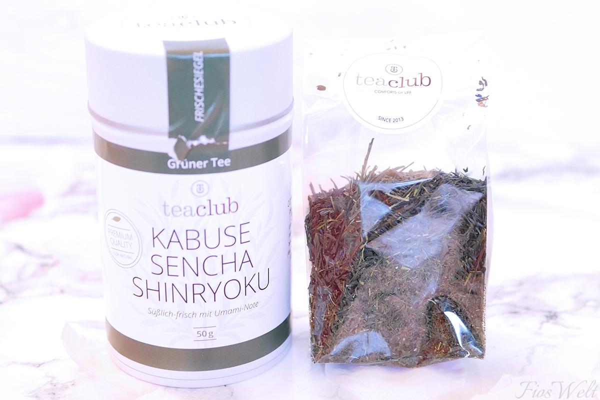teaclub Kabuse Sencha Shinryoku