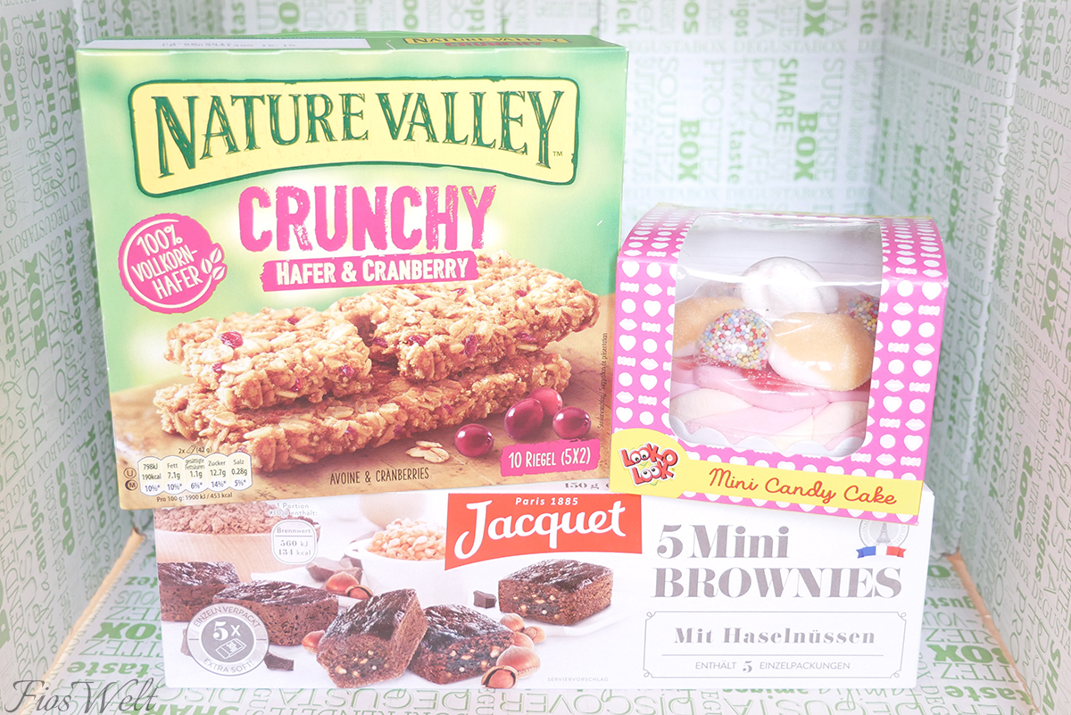 Nature Valley Crunchy 'Hafer & Cranberry'