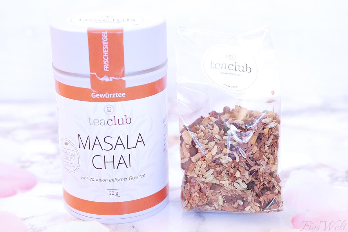 teaclub Masala Chai