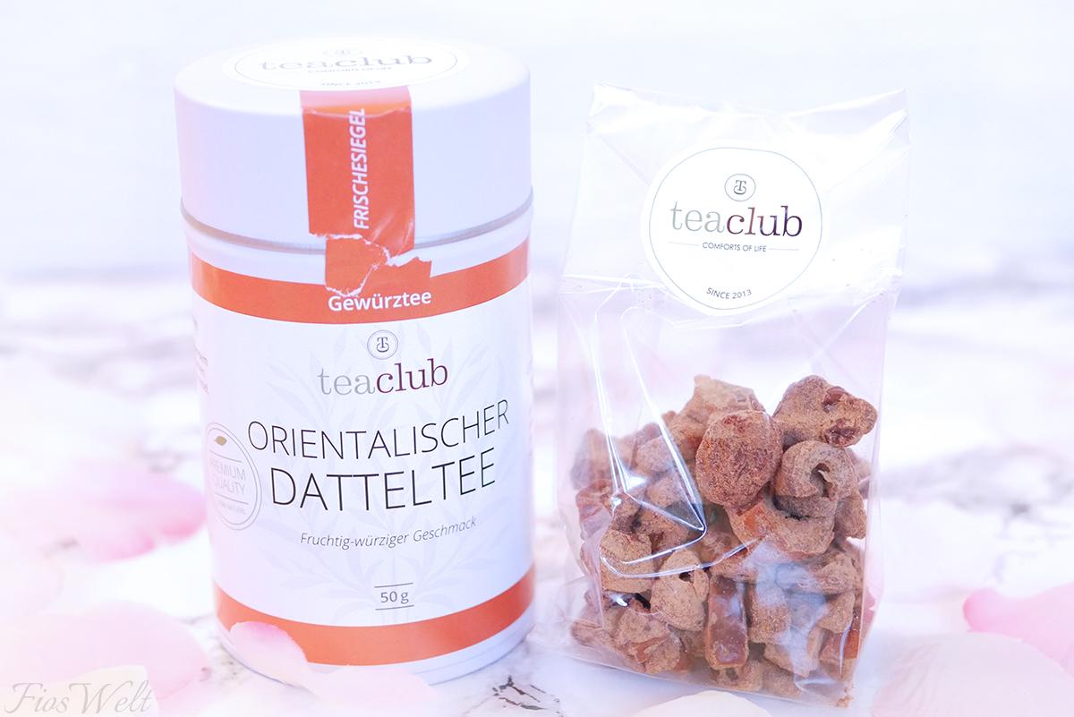 teaclub Orientalischer Datteltee