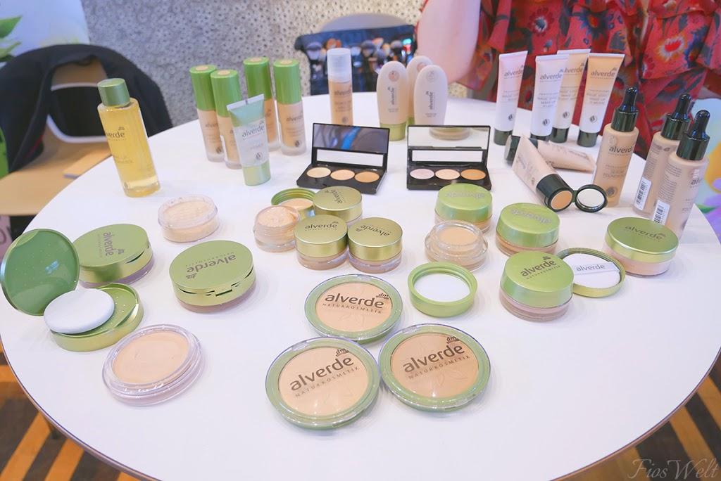 Alverde Kosmetik