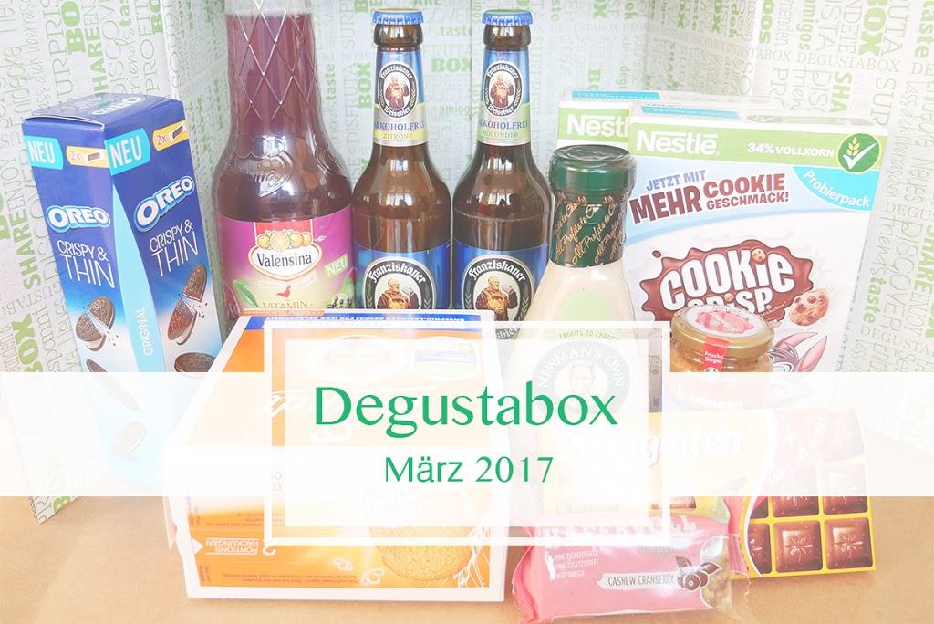 Degustabox März 2017