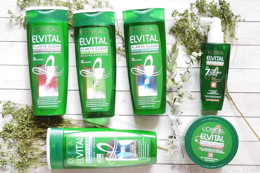 L'Óreal Planta Clear Anti Schuppen Produkte