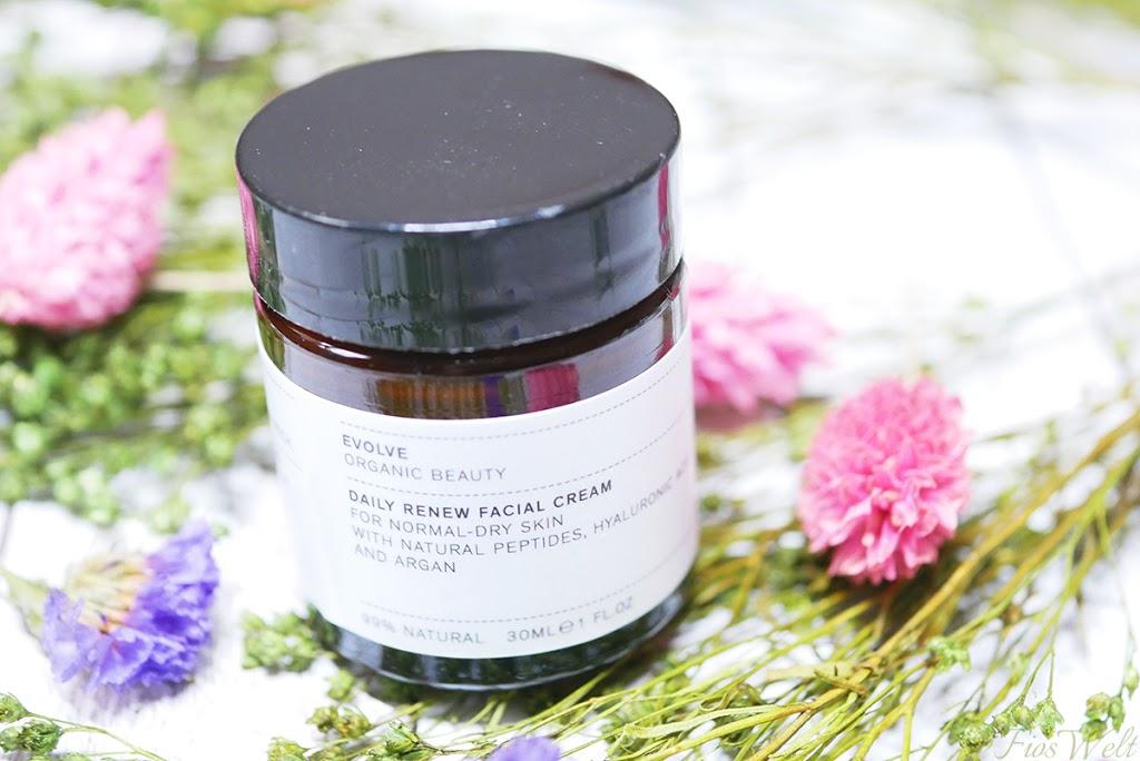 Evolve Organic Beauty Facial Cream