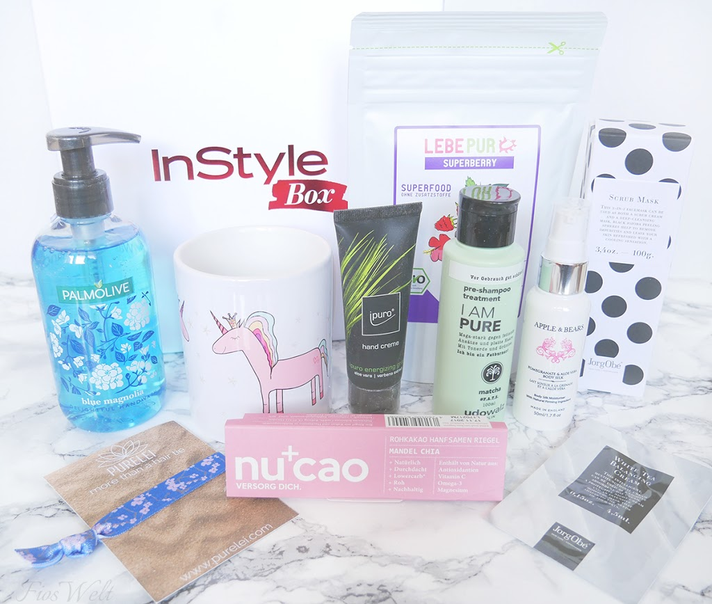 InStyle Box Spring Edition 2017