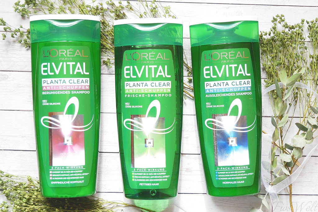 Planta Clear Shampoos