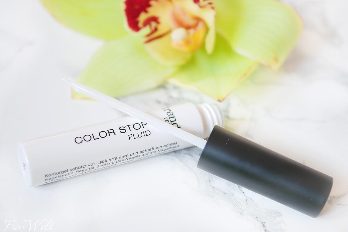 Color Stop Fluid