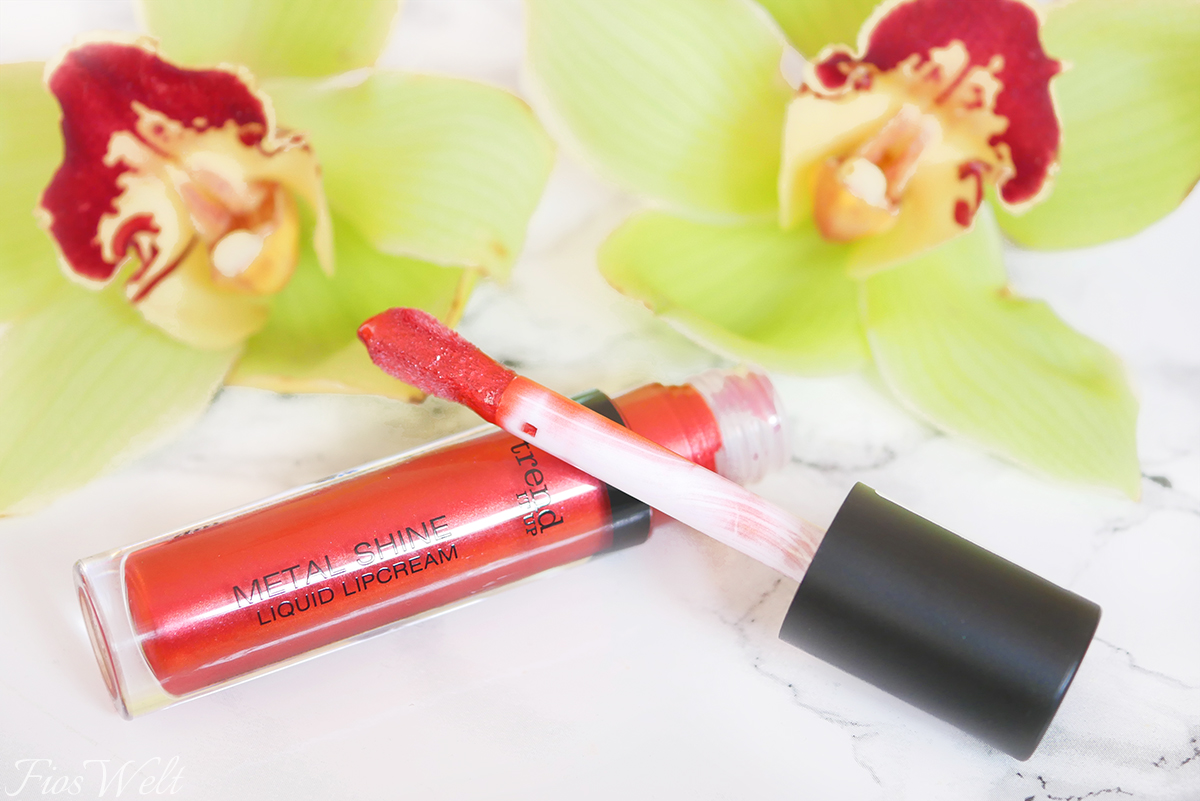 Metal Shine Liquid Lipcream