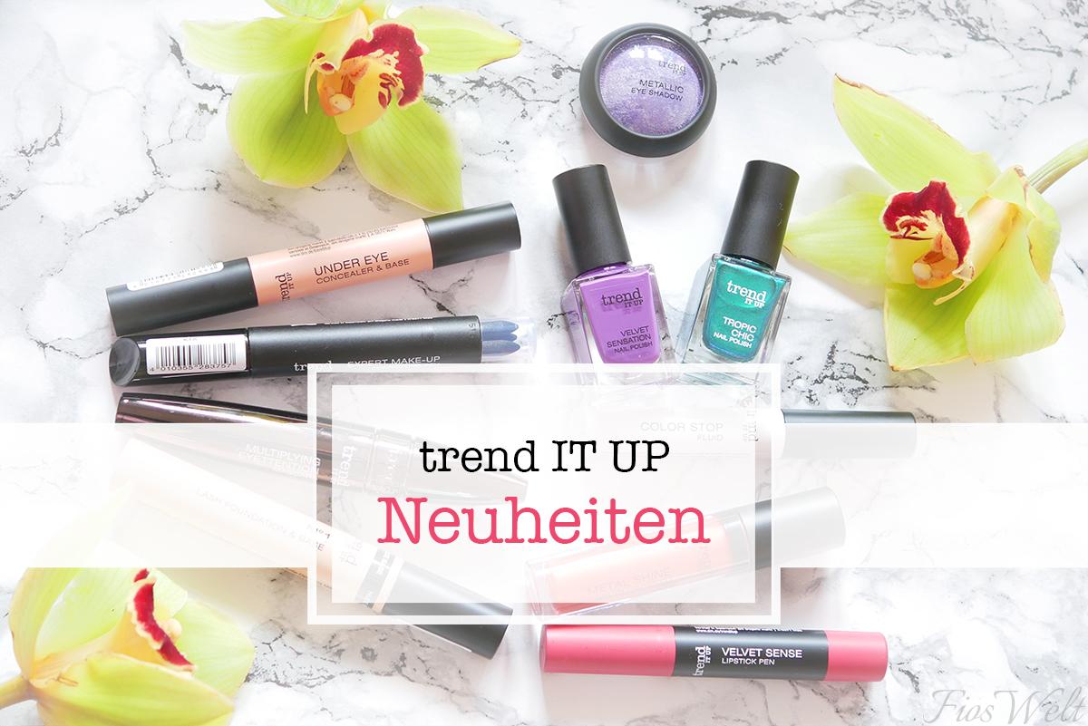 Trend It Up Neuheiten