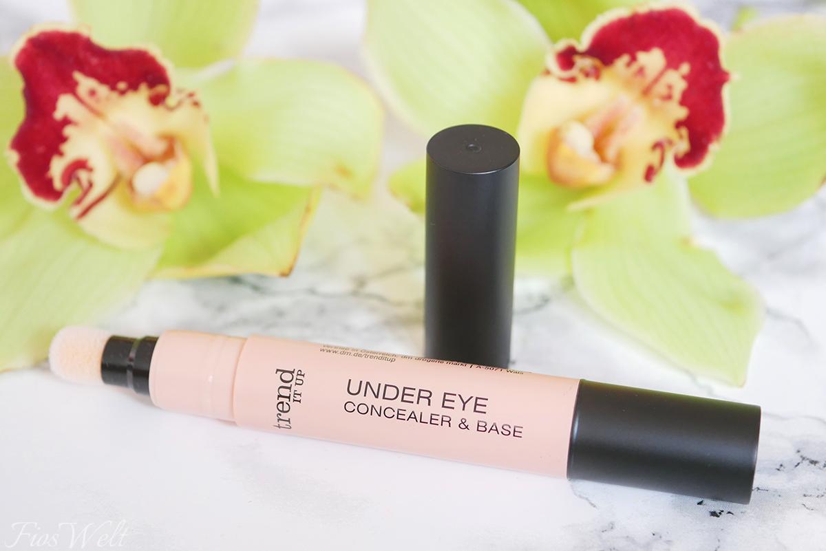 Under Eye Concealer & Base