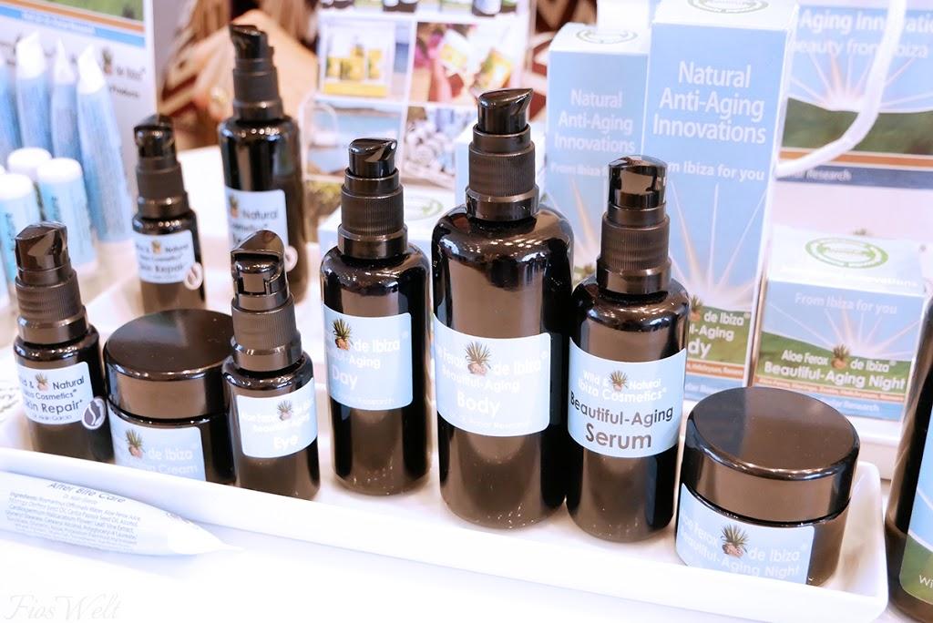 Wild & Natural Ibiza Cosmetics