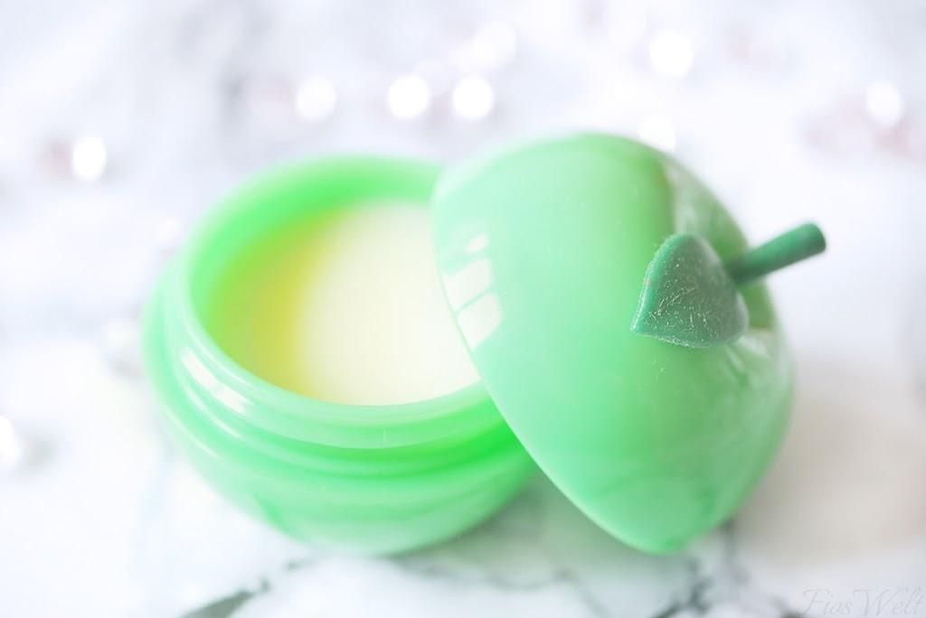 TONY MOLY Mini Green Apple Lip Balm