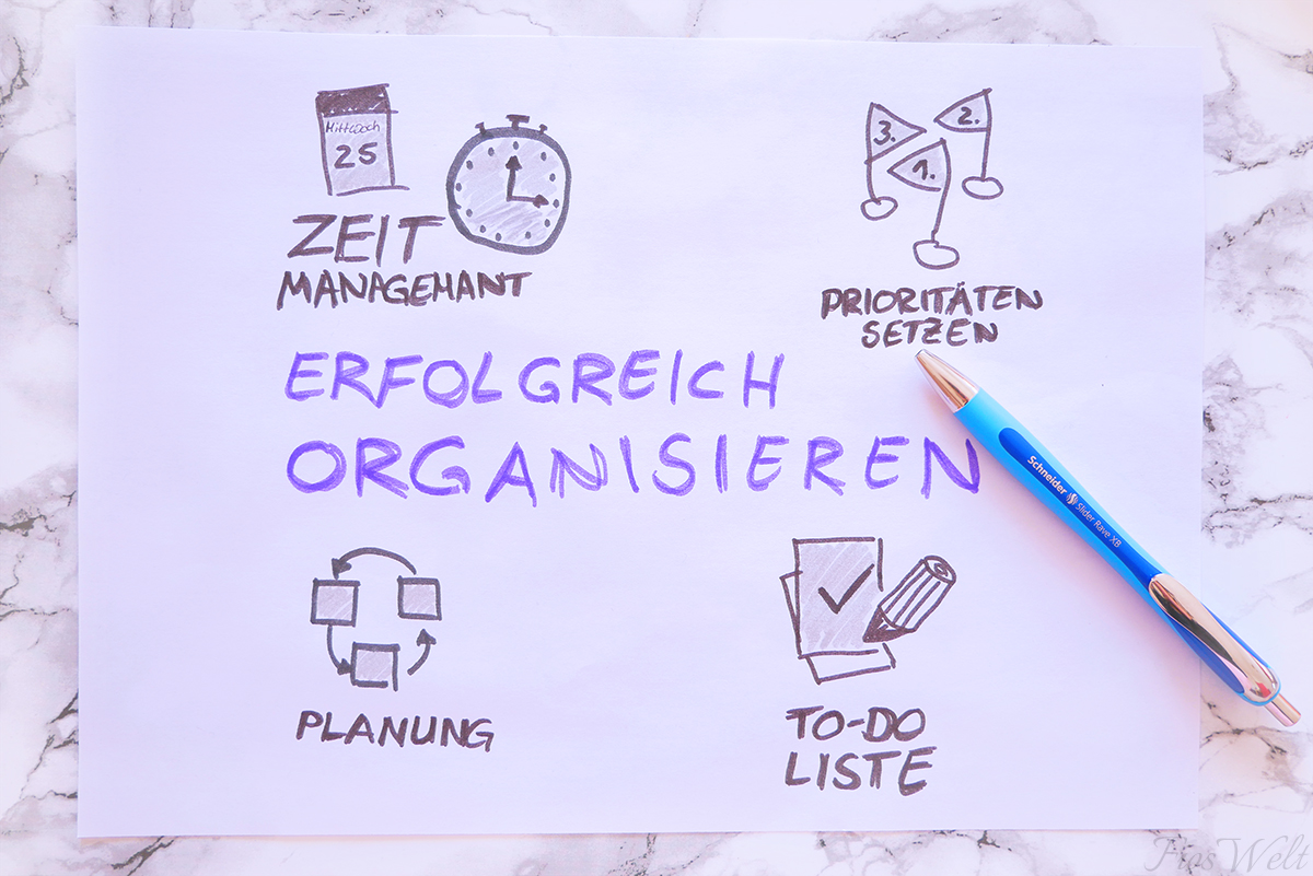 Erfolgreich Organisieren
