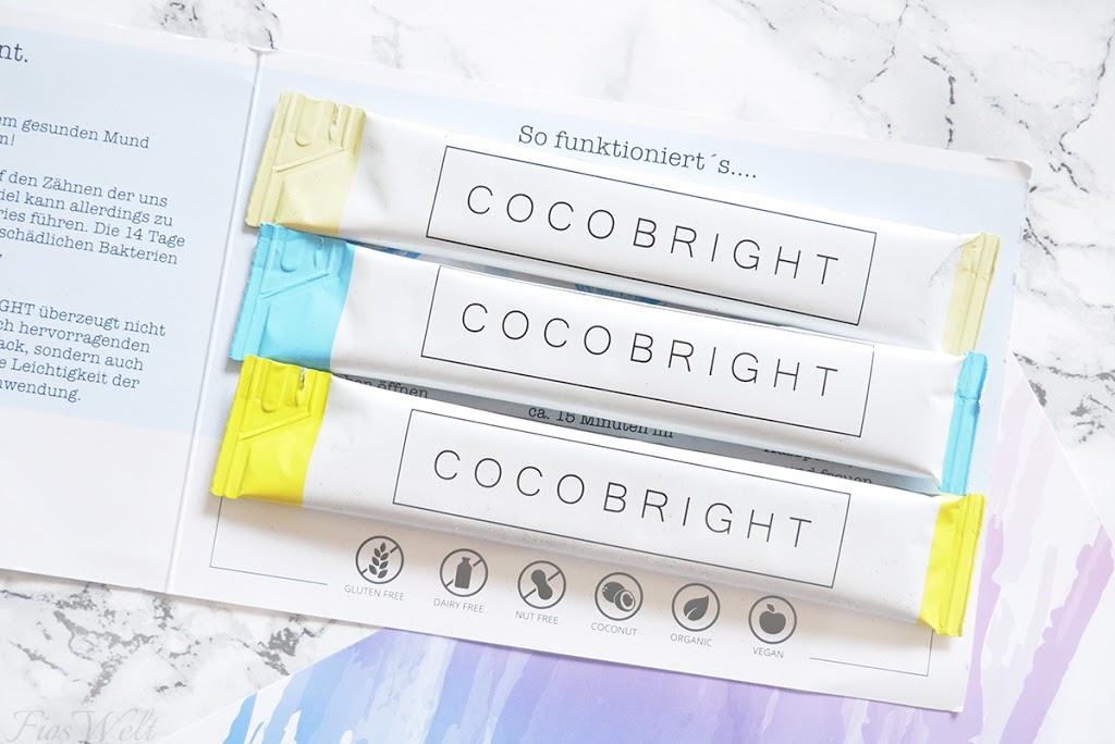 cocobright Oil Pulling Set