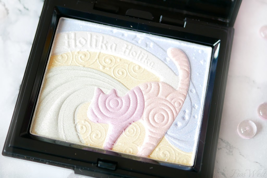 Hello Holika Twinkling Kitten Highlighter-Palette