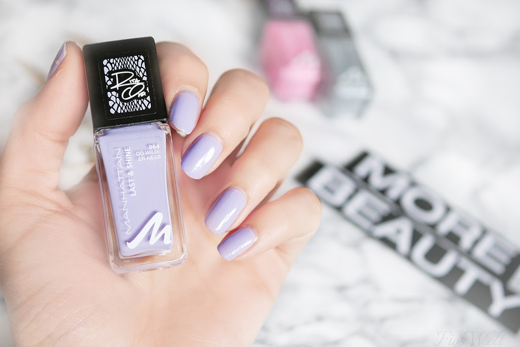 Power Pastels Nagellacke