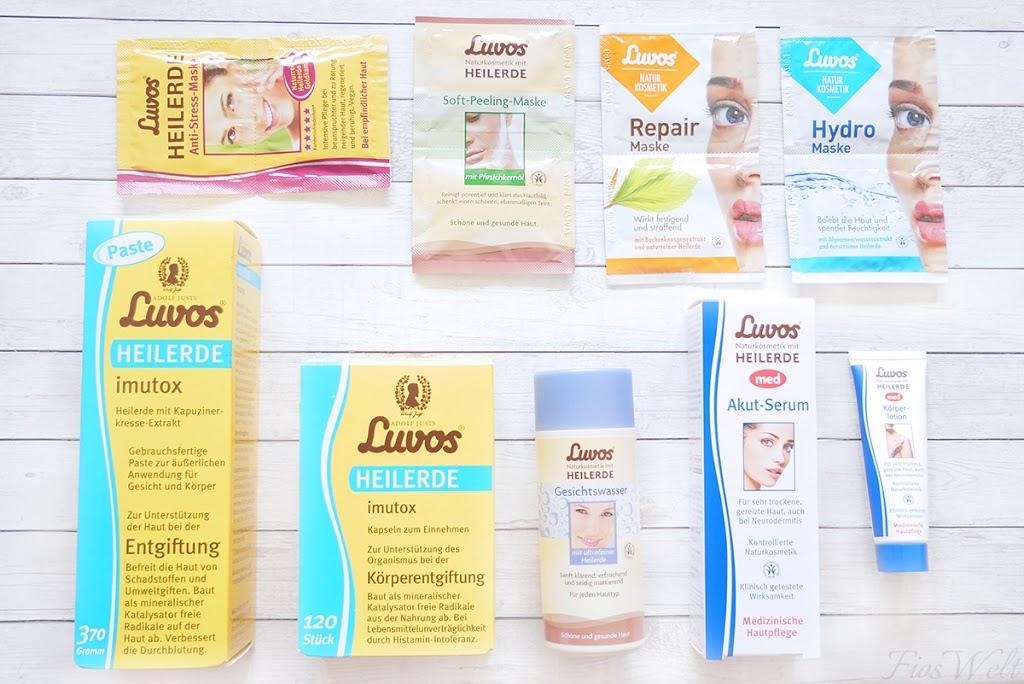 Luvos Produkte Test