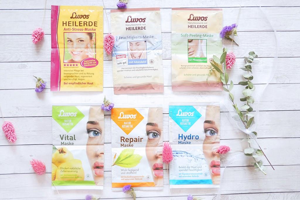 Luvos Gesichtsmasken