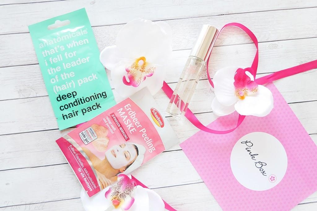Schaebens Erdbeer Peeling Maske