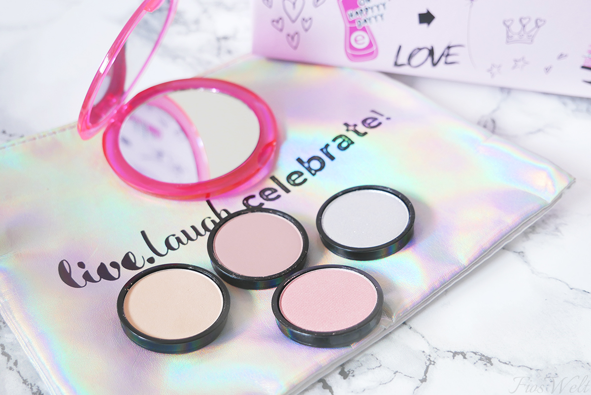 essence live.laught.celebrate eyeshadow