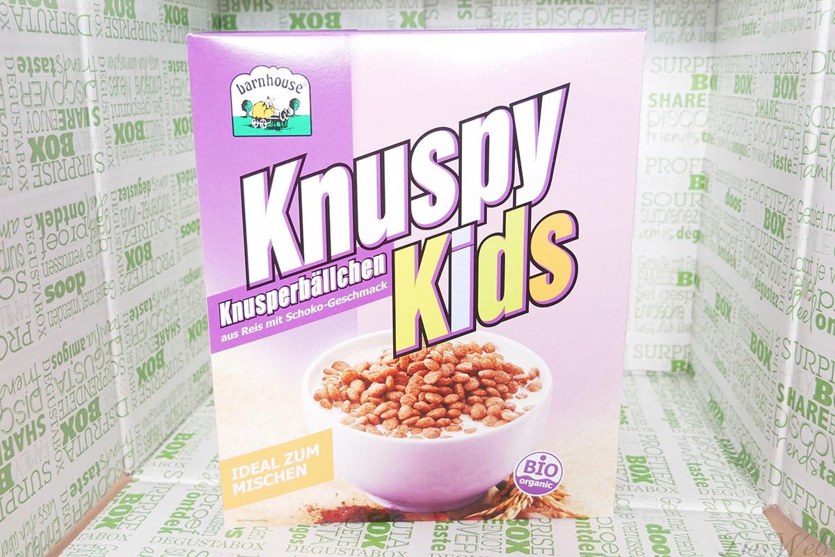 barnhouse Knuspy Kids