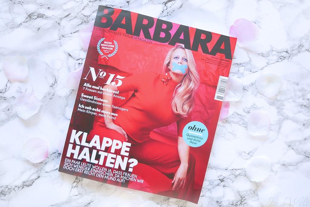 Barbara Magazin Mai