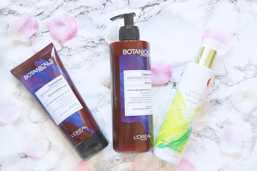 Botanicals Fresh Care, Camelina Seidigkeits-Ritual Shampoo & Spülung