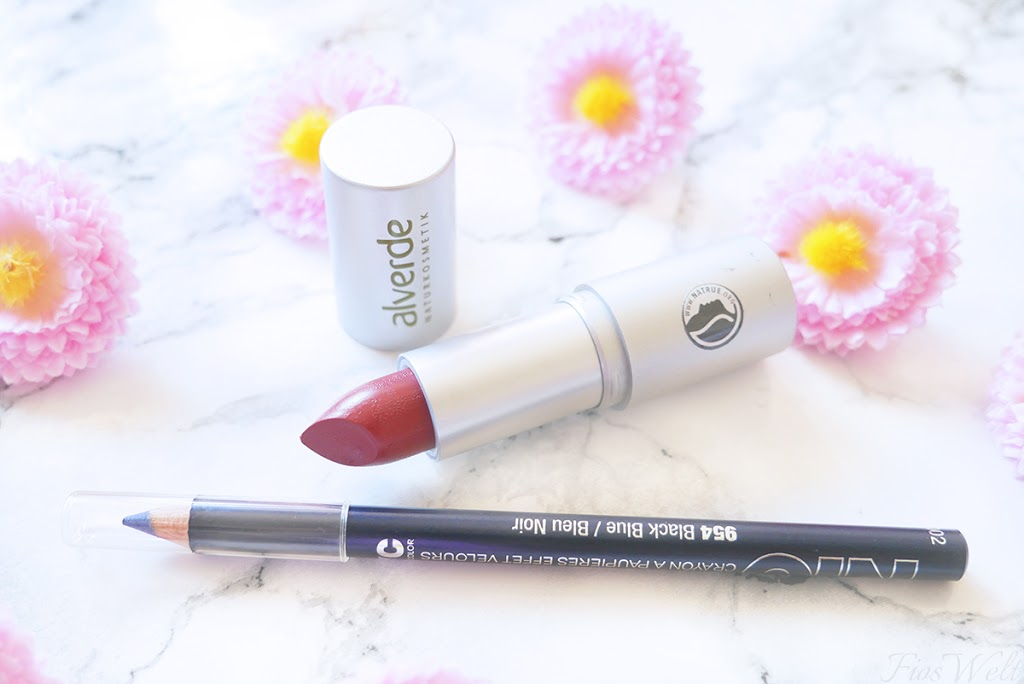 Alverde Lippenstift Color & Care