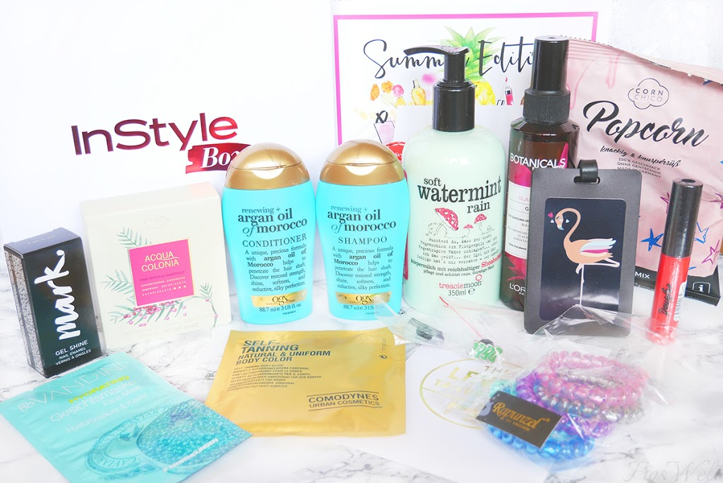 InStyle Box Summer Edition 2017