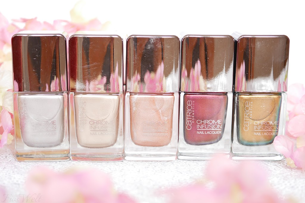 Catrice Chrome Infusion Nail Lacquer