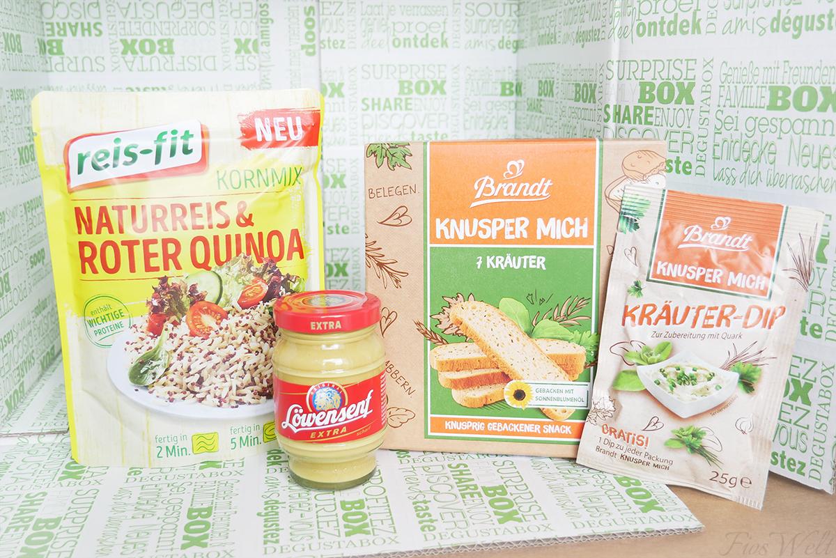 reis-fit Naturreis & Roter Quinoa