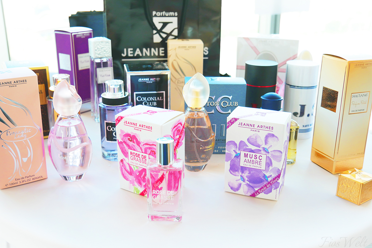 Jeanne Arthes Parfums