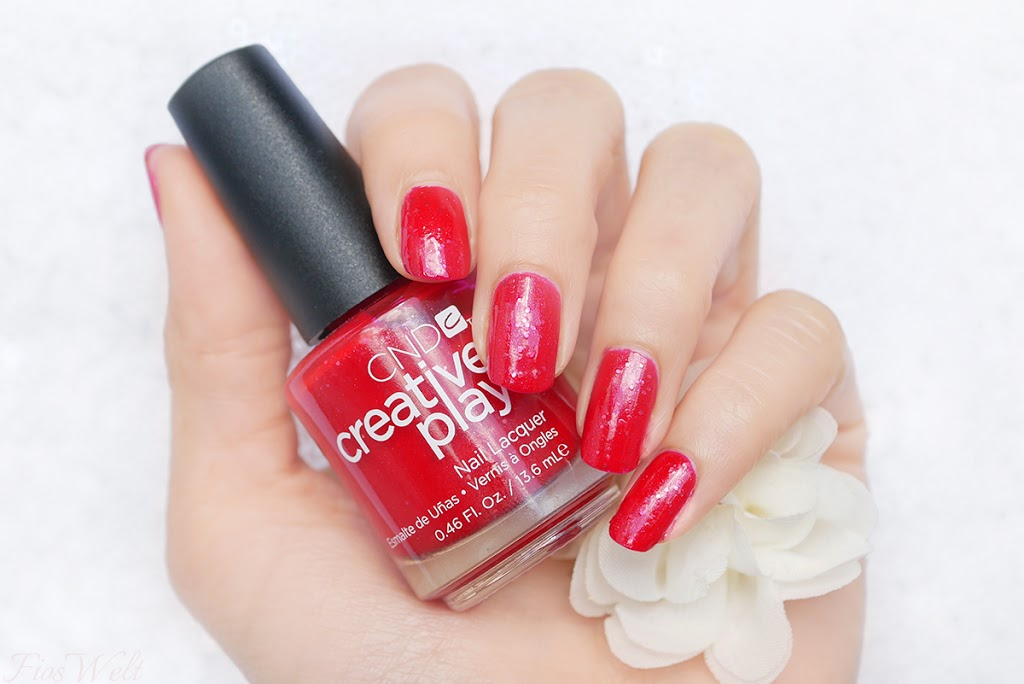 CND Creative Play Revelry Red