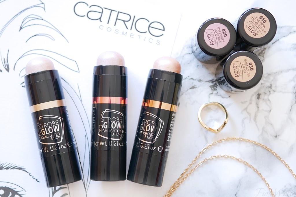 Catrice Highlighter Sticks