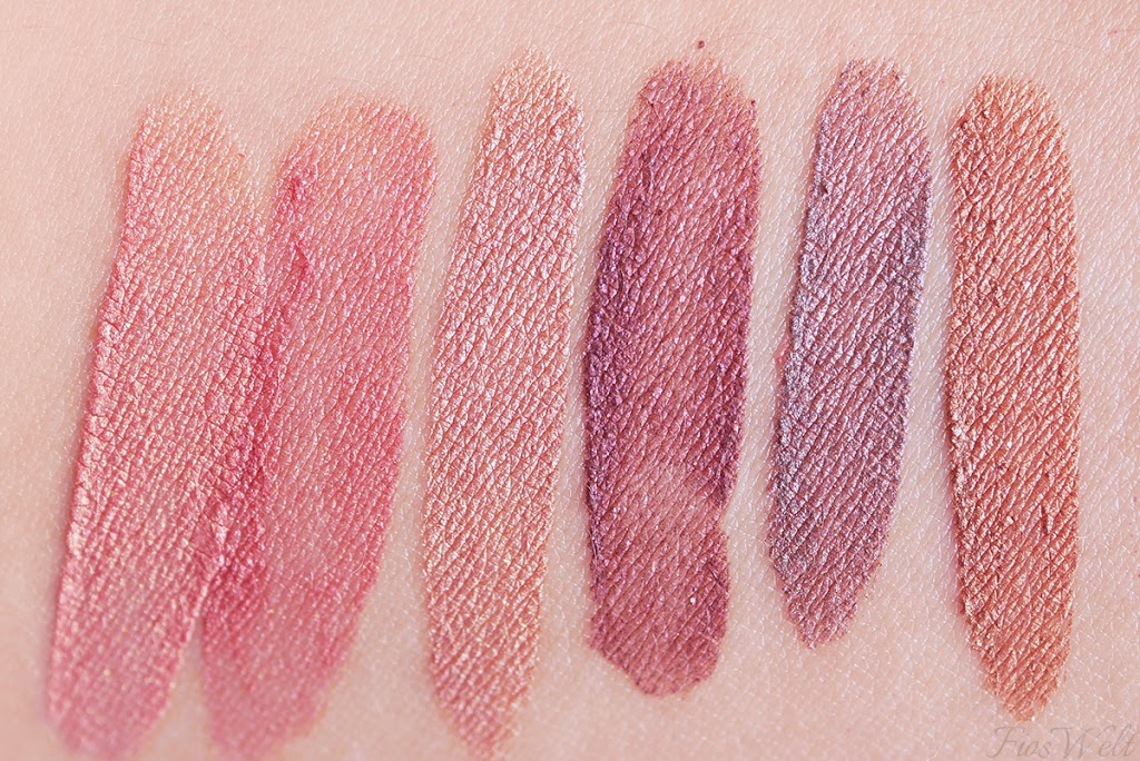 Liquid Lip Powder - Metal Matt Swatch