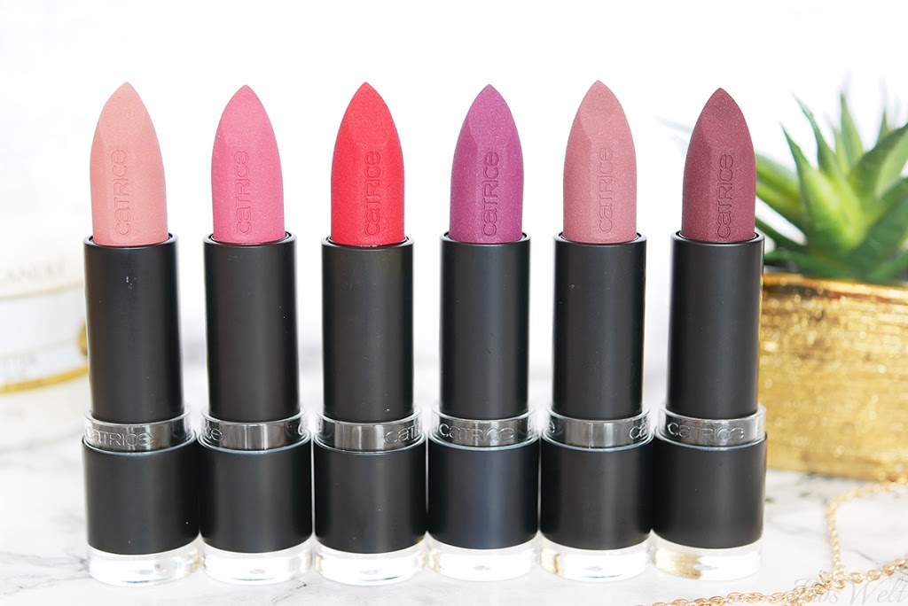 Catrice Ultimate Matt Lipsticks