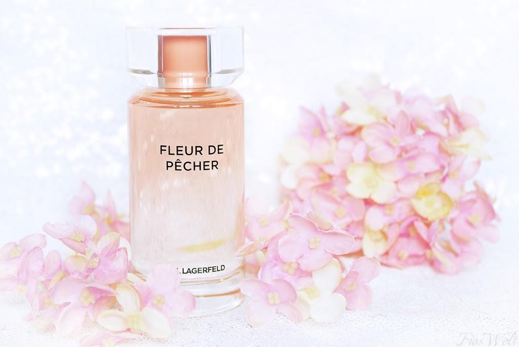 Karl Lagerfeld - Fleur de Pecher