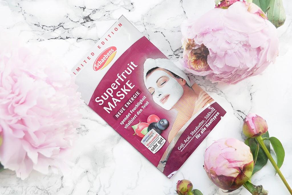 Schaebens Superfruit Maske