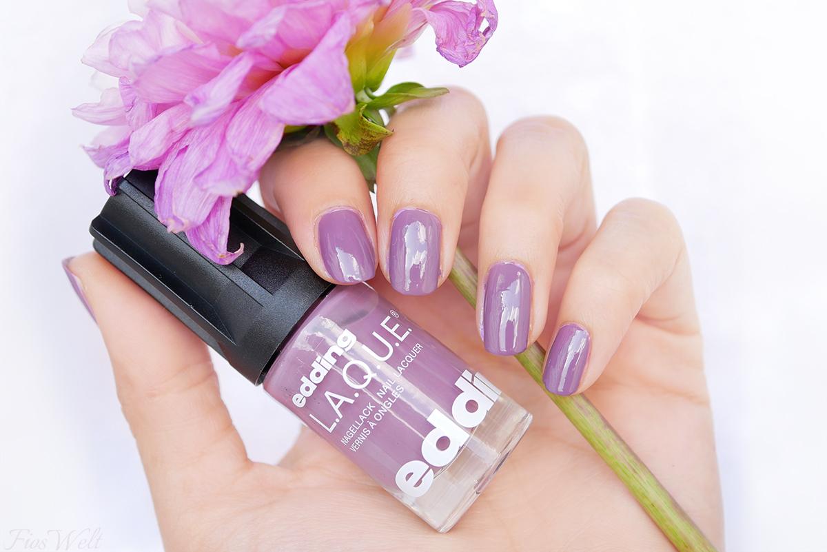 edding L.A.Q.U.E Proper Purple