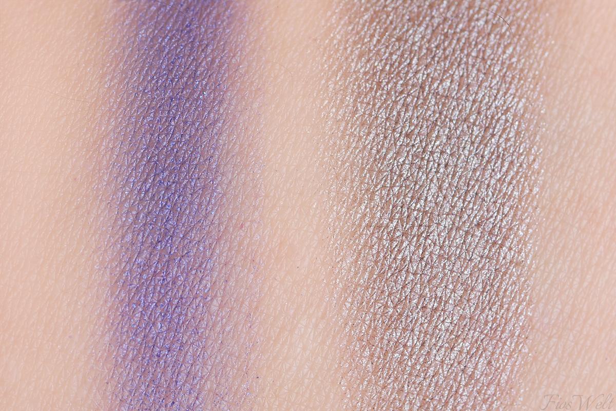 Silk & Pearl Eye Shadow Swatch