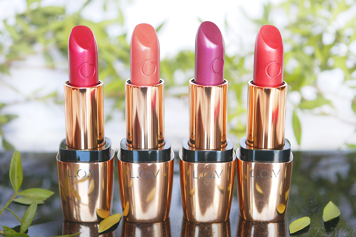 Lipaffair Color & Care Lipstick Metallic
