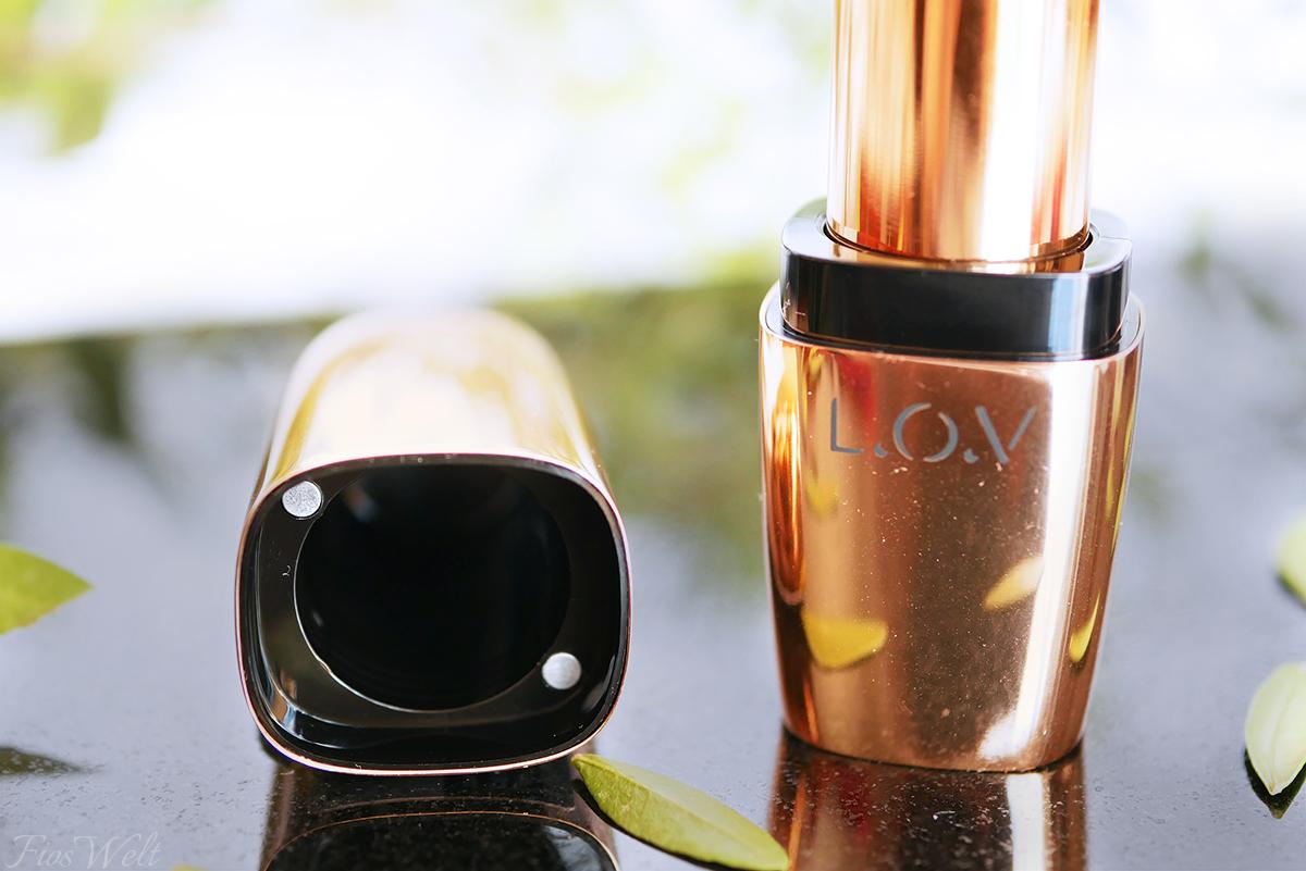 Lipaffair Color & Care Lipstick Metallic