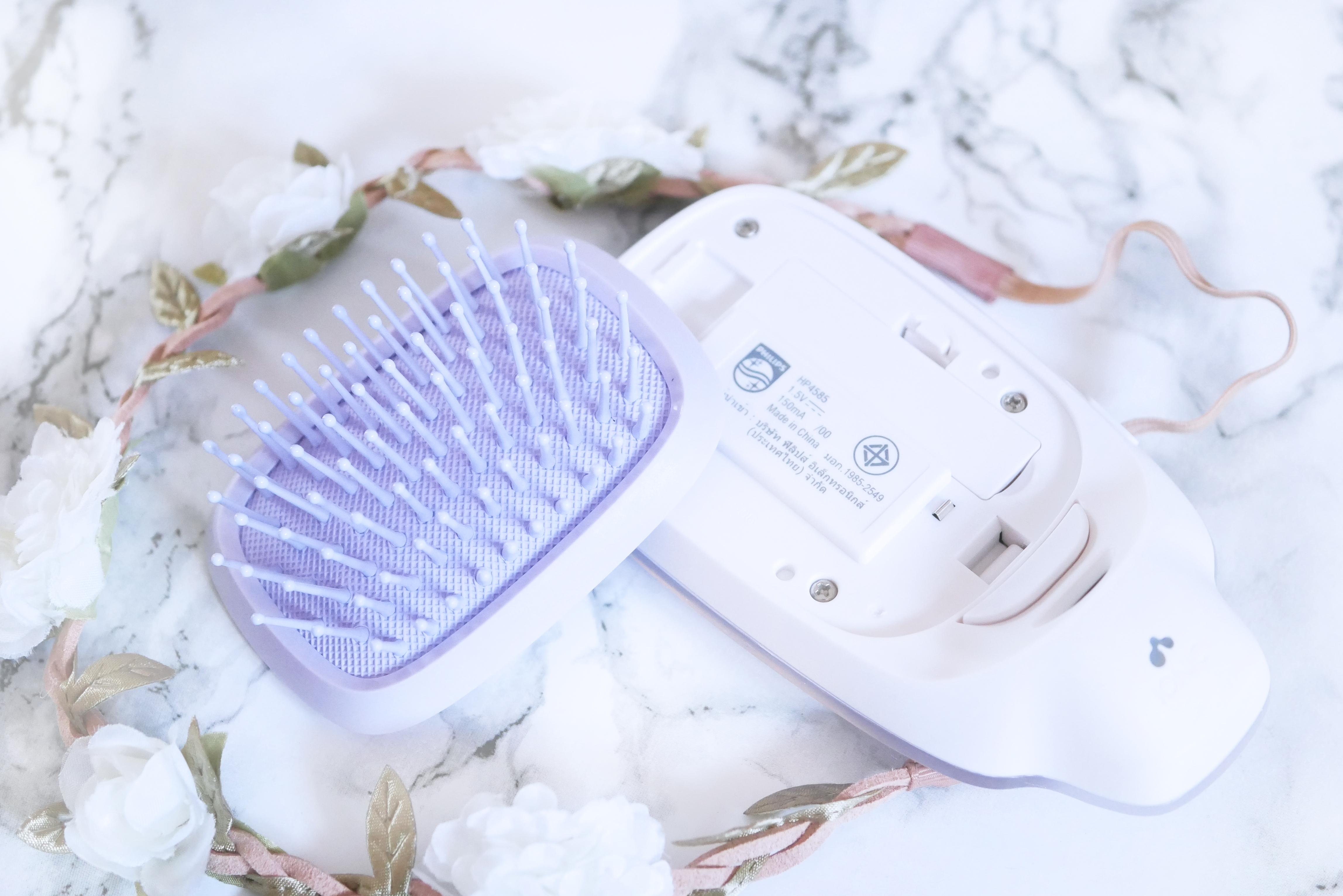 Philips Ionic Brush Reinigung
