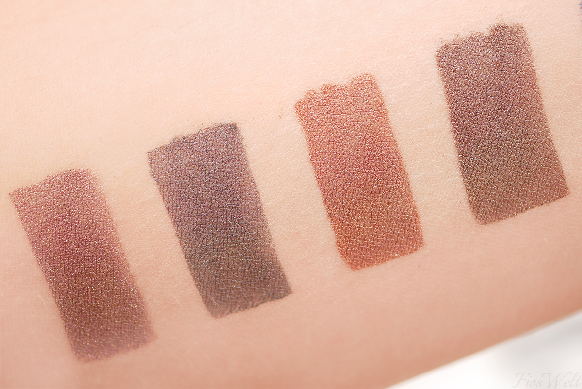 L.O.V Eyettraction Swatch