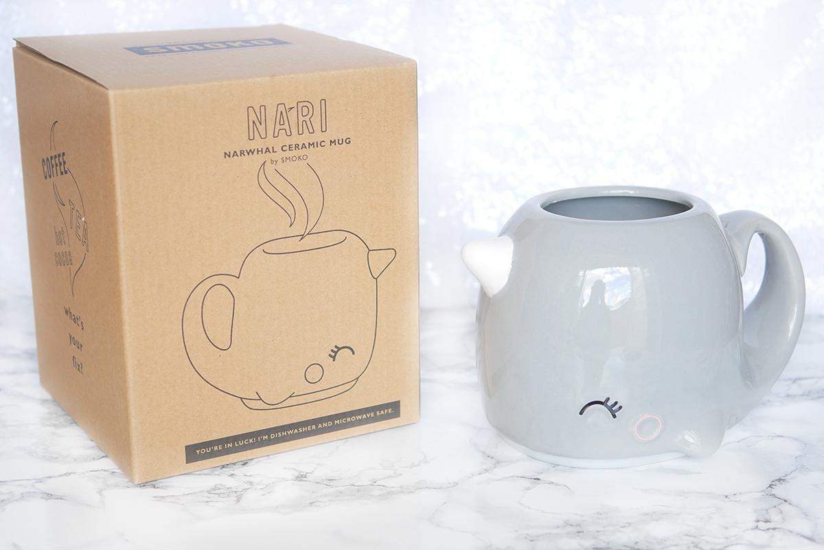 Narwhal Ceramic Mug