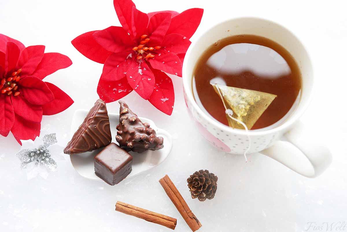 Spezialitäten Haus Teezeit