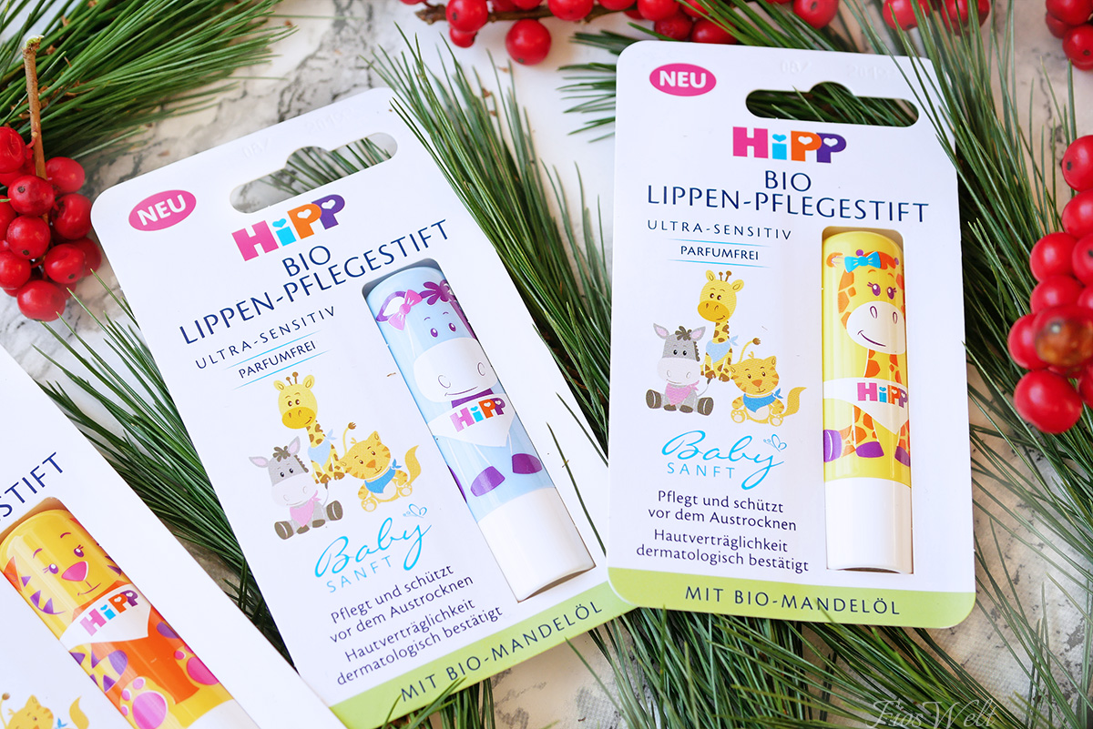 HiPP Bio Lippen-Pflegestift