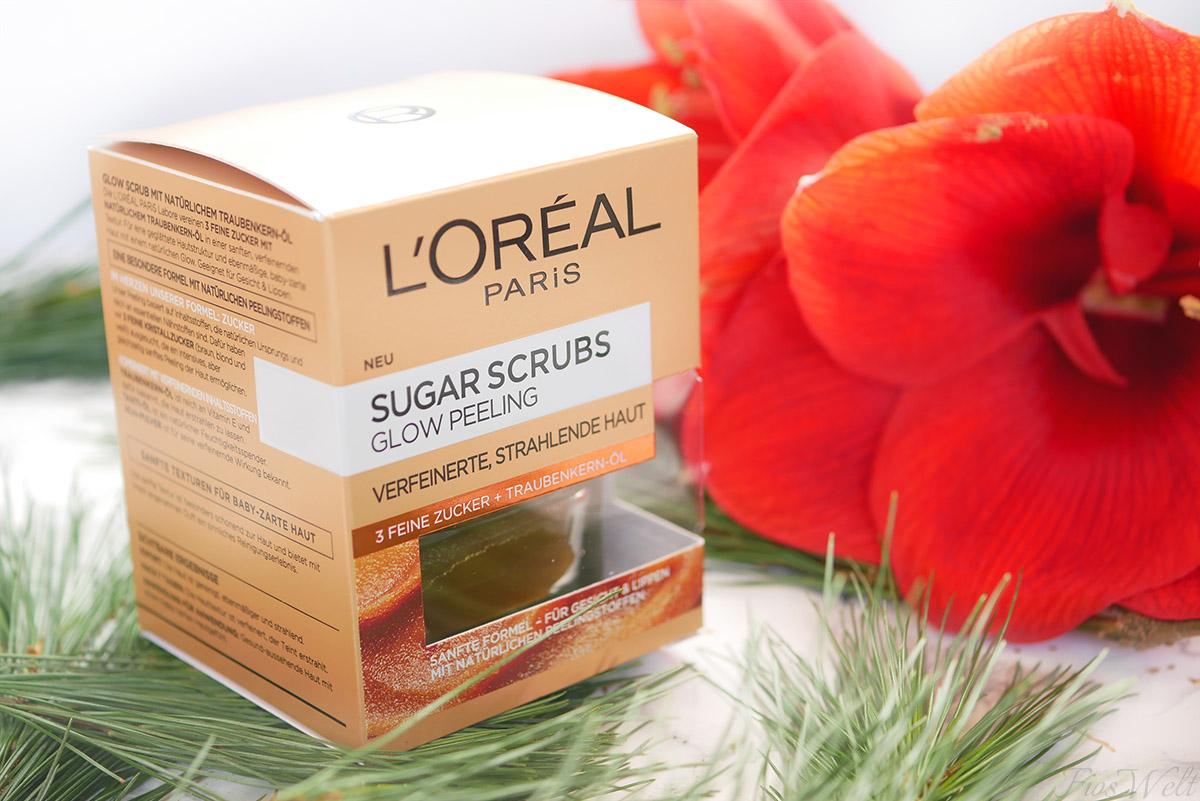 L'Oréal Glow Scrub
